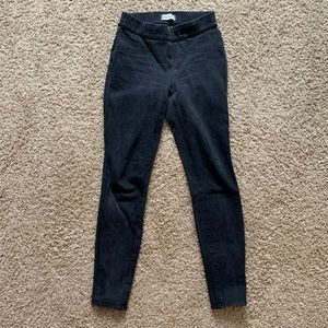 Madewell The Anywhere Jean Pull On Black